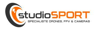 Studiosport, spécialiste drones, fpv et cameras
